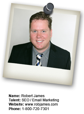 Rob James - SEO - Email Marketing